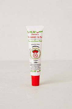 smith's strawberry lip balm / rosebud perfume co