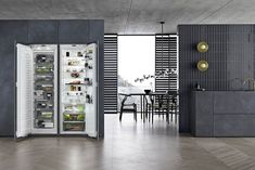Choose a Miele fridge, freezer or wine storage system for perfectly fresh food for much longer. Cheap Furniture Stores, Buy Furniture Online, Furniture Sale, Upcycled Furniture, Kitchen Furniture, Integrated Fridge, Multipurpose Room, Küchen Design, Kitchens