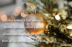 Vánoční přání – obrázky | Přáníčkovnice Christmas Bulbs, Holiday Decor, Tips, Christmas Light Bulbs, Counseling