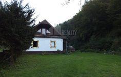 Fotka #1: Predám rodinný dom v Štiavnickych vrchoch