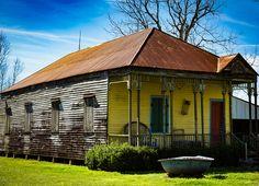 House at Laura Plantation by Valentina Avramidi - Photo 143887837 - 500px