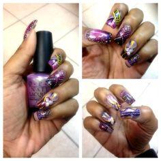 My Fabulous Nails!