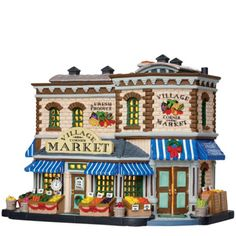 Lemax Christmas Village, Lemax Village, Christmas Town, Magical Christmas, Christmas Villages, Christmas Crafts, Christmas Decorations, Farm Village, Christmas Mantles