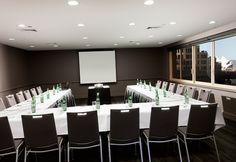 spacious and contemporary function room at Quay West Sydney. Conference Facilities, Conference Room, Quay West, Function Room, Sydney, Events, Contemporary, Table, Furniture