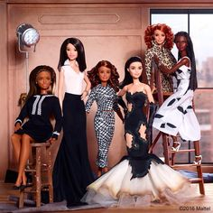 Some of the best fashion highlights over the past two years have been spent with friends. Tag your style squad!  #barbie #barbiestyle