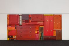 #Art Real life Tetris by Michael Johansson
