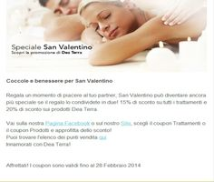 Our St Valentine's Newsletter, to celebrate #love #Italy #Green @NewsletterMonitor ;-)
