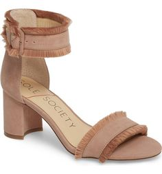 a62fab603c3a4 sole society fringe sandals Pretty Sandals