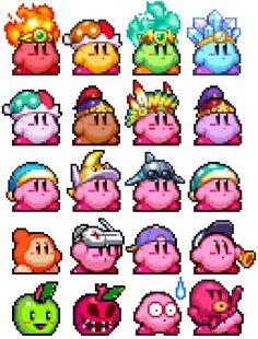 Yay, Kirby! :D