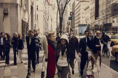 John Clang -Time, 2009  (Fifth Avenue)