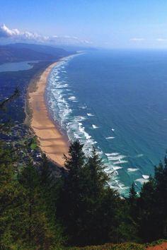 Manzanita Beach - Oregon