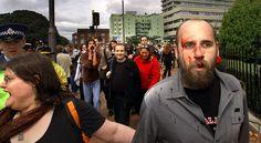 Parliament's most audacious protests | Stuff.co.nz