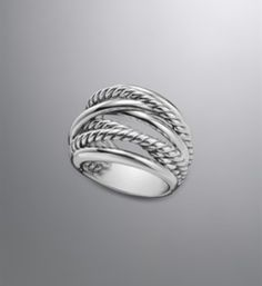 David Yurman ring..I love this!