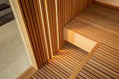 Home Spa Room, Indoor Sauna, Sauna House, Art Of Living, Uppsala, Swimming Pools, Furniture, Cabin, Thoughts
