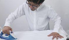 ワイシャツのアイロンがけって面倒くさいって思っている人も多いはず。でも、コツさえ覚えてしまえば実は簡単にできちゃうんです。今回はリネットのお洗濯アンバサダーの近藤さんが、たった3ステップでできるアイロンのかけ方を伝授。簡単にできるのに、まるでクリーニング店に出したかのように仕上がります。アイロンがけが楽しくなること間違いなし!