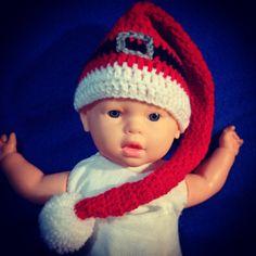 Ta prontinha pro natal já! Para pedidos desse gorrinho ou qualquer outra coisa, falar comigo pelo Facebook ou whatsapp 94198-9799. Aproveitem para fazer os pedidos de Natal com antecedência!