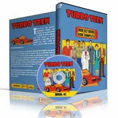 Turbo Teen Dvd 72
