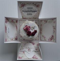 Eksplosjonsboks til Brudeparet:)