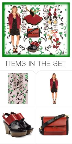 """Green"" by stylepetronio ❤ liked on Polyvore featuring art"