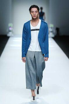 Male Fashion Trends: Austin.W x Mackent Spring-Summer 2018 - Shanghai Fashion Week