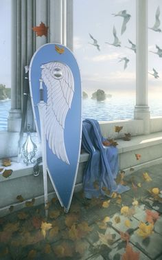 Hope shall come from the Sea, Tuor.