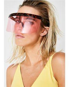 Shock Waves Shield Sunglasses