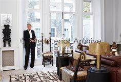 Malene Birger, London apartment