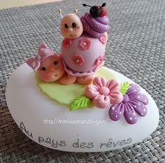 Veilleuse à led multicolore avec déco en porcelaine froide : Chambre d'enfant, de bébé par cricriloisirs