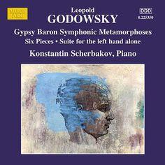 Godowsky: Piano Music, Vol. 11 de Konstantin Scherbakov