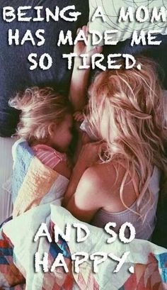 Yes to both! This is my daughter and I every night!