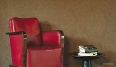 If you like to keep it simple, choose #Edo wallpapers. #BoemInteriorDesign