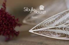 boucles en filigrane Sibylle Flouret Bijoux www.sibylleflouret.com