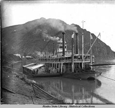 Riverboat Sarah - Alaska State Library-Historical Collections
