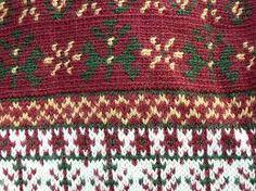 jacquard crochet - Buscar con Google
