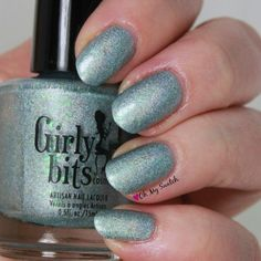 Girly Bits - From Far & Wide || Oh My Swatch
