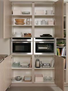 Kitchen S45Roble tempo | Aldea Decoración