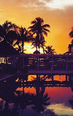 Land of amazing sunsets, Harbour Island, Bahamas