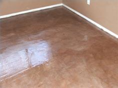 Do It Yourself: Concrete Staining