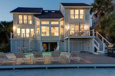Dune Lane 65 - Hilton Head Island - Wyndham Vacation Rentals - Dune Lane 65  Exterior at Night