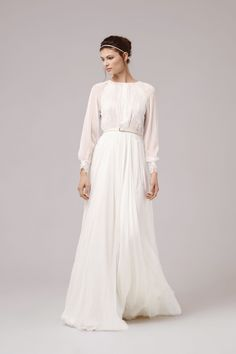 Anna Kara 2017 Bridal | Olga  #tznius #modest