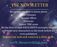 Sign up now for your free gift. www.secretking.com