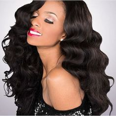 Cheap hair weave black women, Buy Quality hair weave black directly from China hair salon clip art free Suppliers: Peruvian Body Wave Single Bundle Unprocessed Natural Black Peruvian Virgin Hair Body Wave 100 Human Hair Weave Bundles Black Hair Extensions, 100 Human Hair Extensions, Cheap Human Hair, Human Hair Lace Wigs, Headband Hairstyles, Weave Hairstyles, Modern Show Hair, Full Lace Front Wigs, Natural Hair Wigs