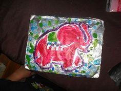Bricolage: Elephant en aluminium INDE