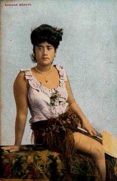 Samoan beauty