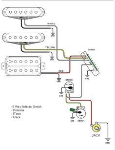Fender Mexican Strat Hss Wiring Diagram from i.pinimg.com