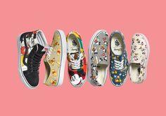 cd73ff7307e Vans x Disney – boty SH8-Hi