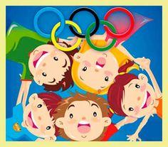 Proyecto de olimpíadas infantiles.Recursos sobre juegos olímpicos.