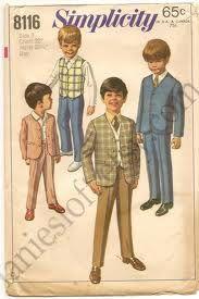 boys fashion 1960s