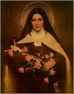 """The nearer one gets to God, the simpler one becomes.""– Saint Thérèse of LisieuxSaint Thérèse of Lisieux, pray for us."