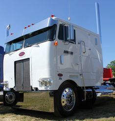 1979 Peterbilt Cabover, Clifford Truck Show, Clifford, ON, 2012.